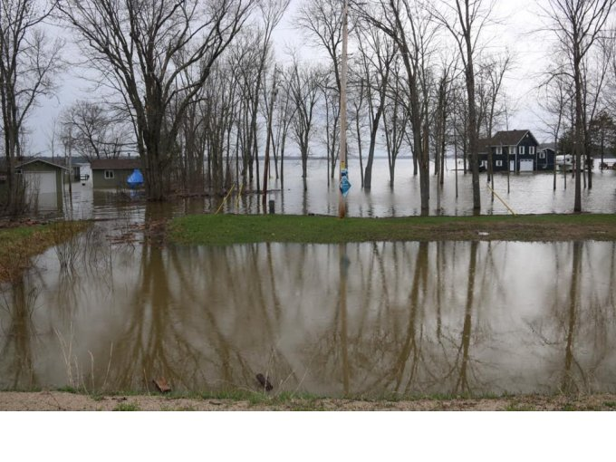 Inondations Mansfield/Fort-Coulonge 2017